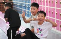 五彩童年五彩梦 余庆堂暑期班第二周越玩越精彩