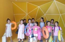 周小涵同学2019年暑期班精彩掠影