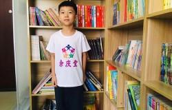 刘书瑜同学2019暑期精彩掠影