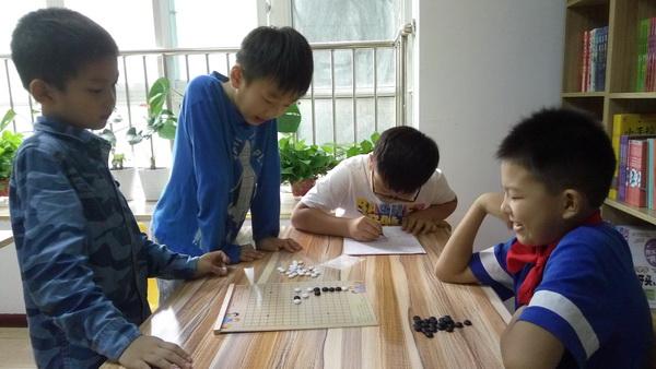 余庆堂——智学慧玩-余庆堂