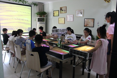 余庆堂2018暑期班【第二周】动静结合,每个孩子都有闪光点-余庆堂