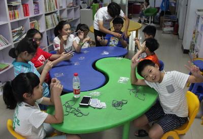 余庆堂2018暑期班【第三周】童年不同样,快乐不打烊-余庆堂