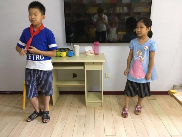新学期第一届队长选举-余庆堂