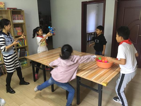 金秋趣味游戏比赛-余庆堂