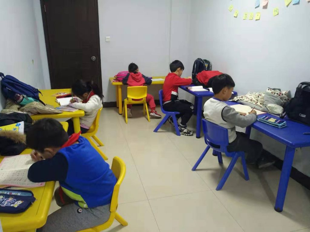 新学期团队选举-余庆堂