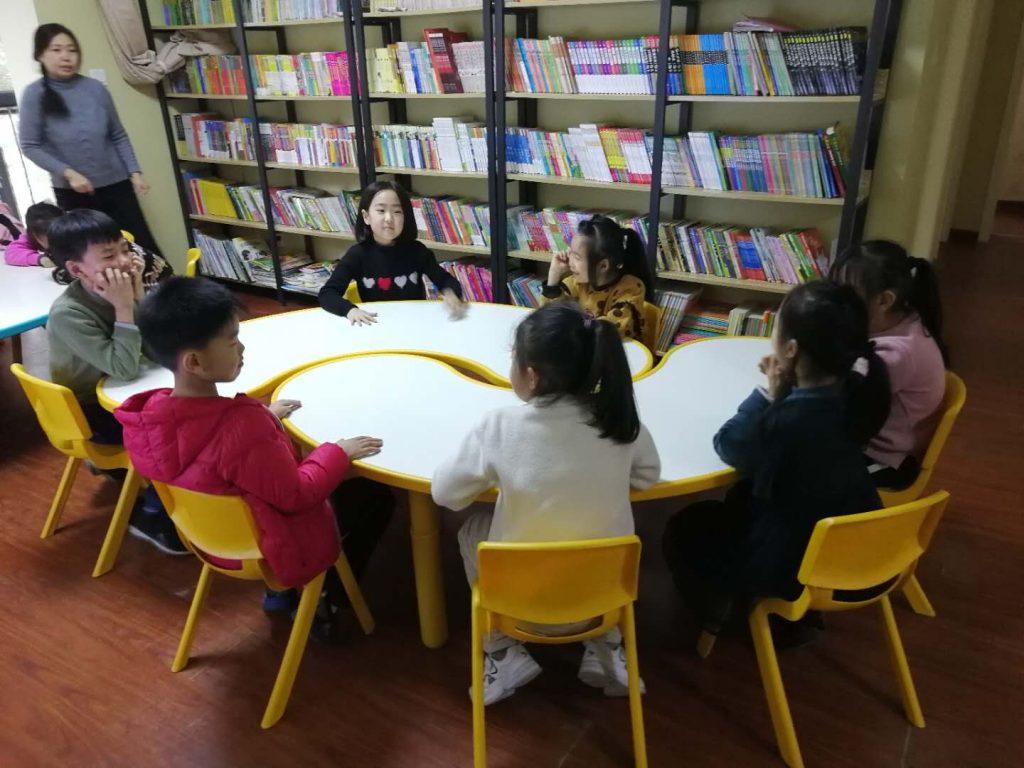 新学期新团队–换届选举-余庆堂