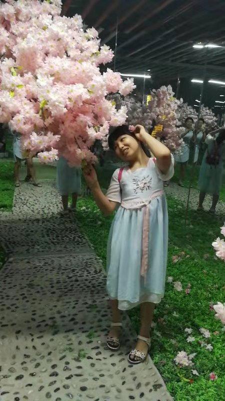 张艺馨2019暑期精彩掠影-余庆堂