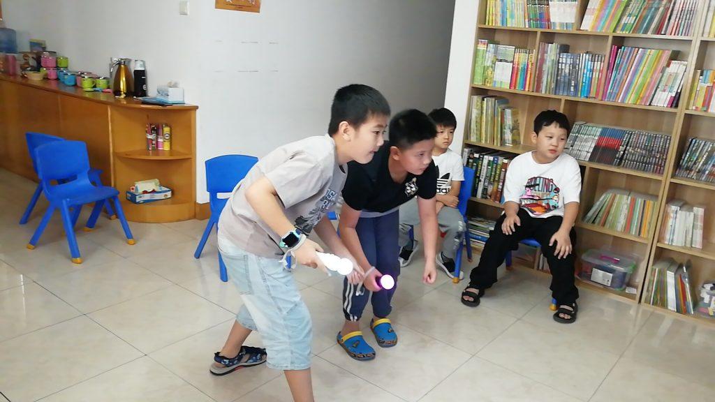 杨子轩2019暑期精彩掠影-余庆堂