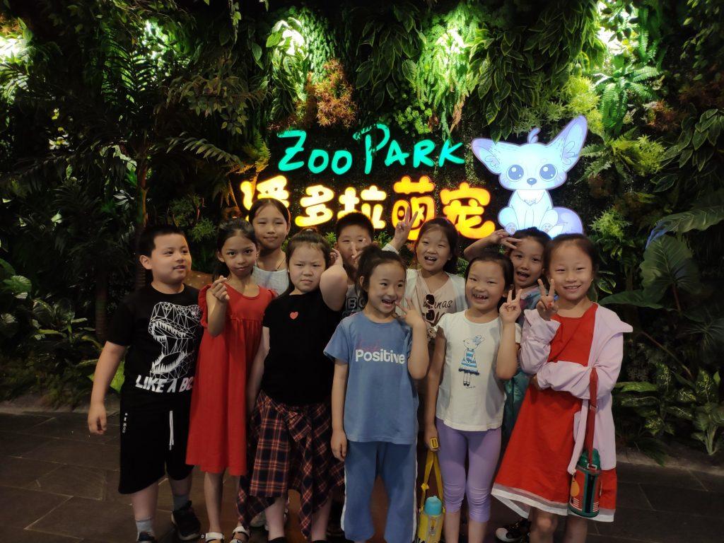 王婧仪同学2019年暑期班精彩掠影-余庆堂