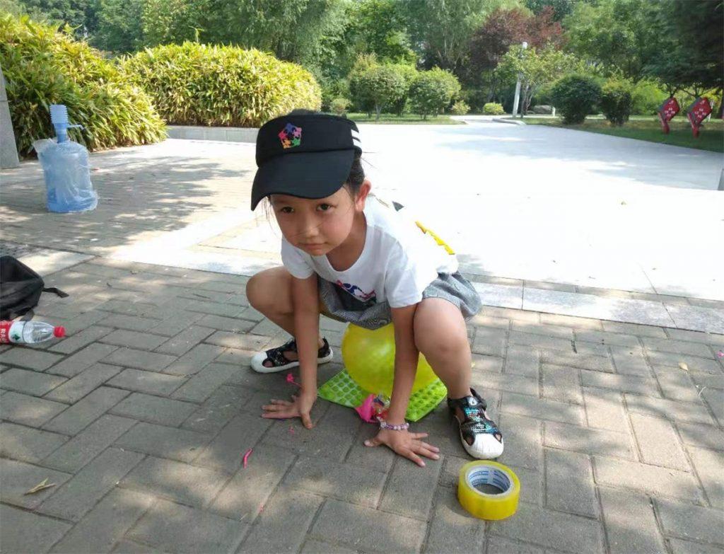 周小涵同学2019年暑期班精彩掠影-余庆堂