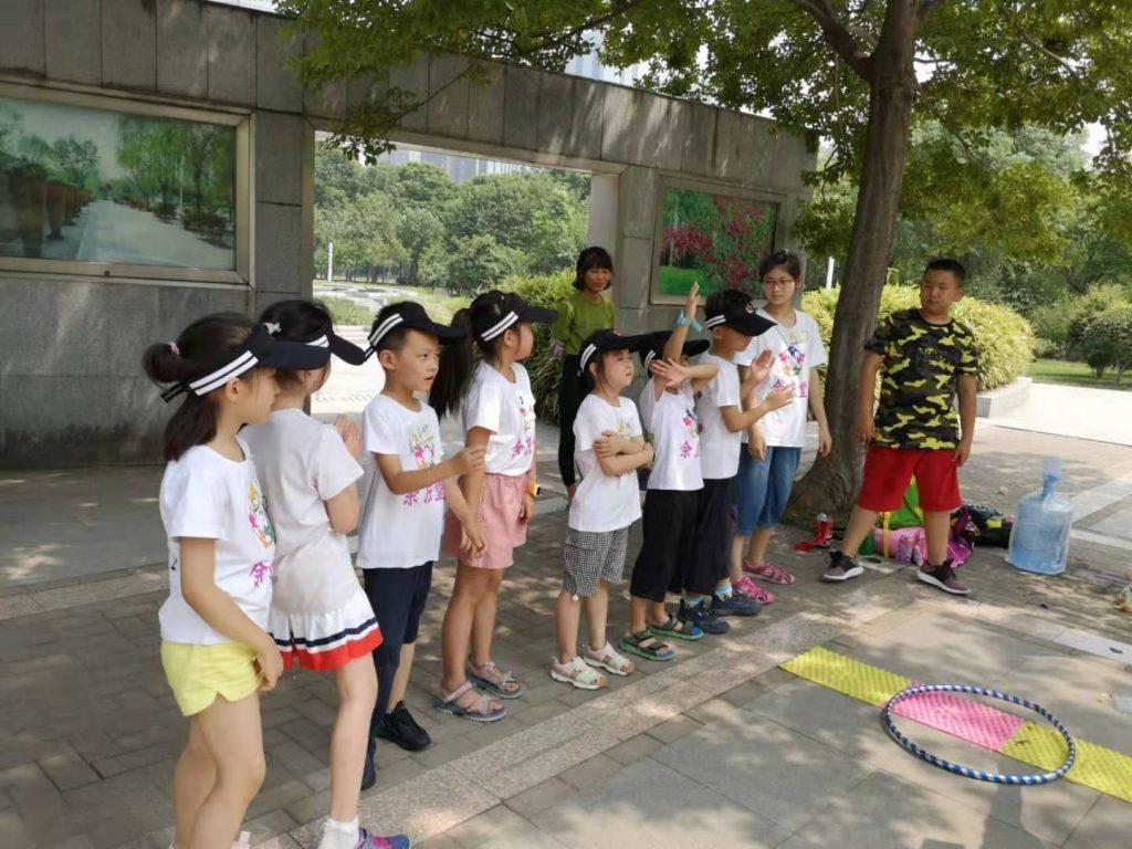 楚舵同学2019年暑期班精彩掠影-余庆堂