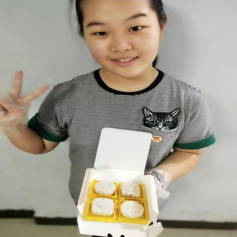 巧手做月饼,快乐迎中秋-余庆堂