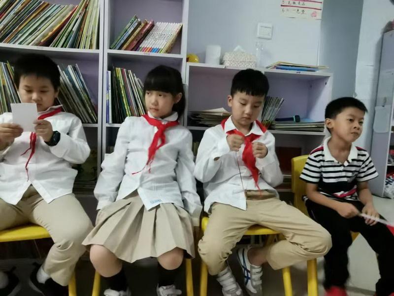 小小中国梦,深深爱国情-余庆堂