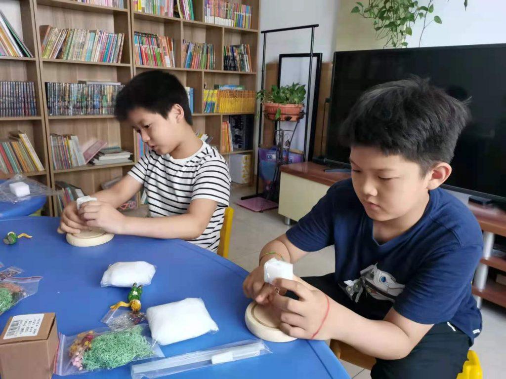 """暑期班第一周——暂缓""""内卷"""",体验""""余庆堂""""-余庆堂"""